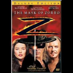 Mask of Zorro - (Region 1 Import DVD)