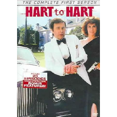 Hart to Hart:Complete First Season - (Region 1 Import DVD)
