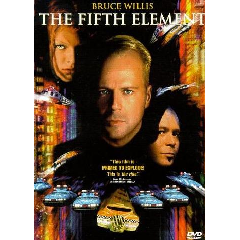 Fifth Element - (Region 1 Import DVD)