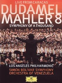 Mahler:Symphony No 8 - (Region 1 Import DVD)