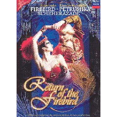Andris Liepa - The Return Of The Firebird (DVD)