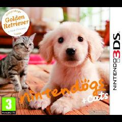 Nintendogs + Cats: Golden Retriever & New Friends (Nintendo 3DS)