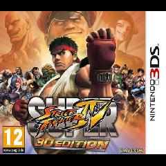 Super Street Fighter IV: 3D Edition (Nintendo 3DS)