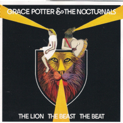 Potter, Grace / Nocturnals - The Lion The Beast The Best (CD)