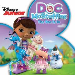 Original Soundtrack - Doc McStuffins - The Doc Is In (CD)