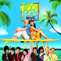 Original Soundtrack - Teen Beach Movie (CD)