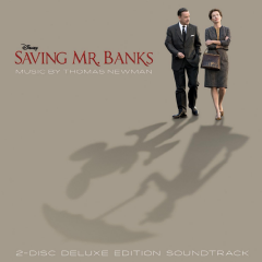 Original Soundtrack - Saving Mr.Banks (CD)