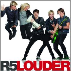 R5 - Louder (CD)