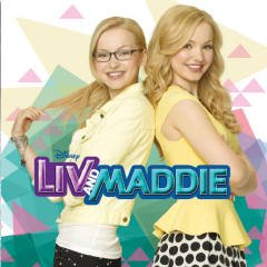 Liv And Maddie - Various Artists (CD)