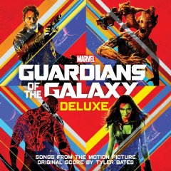 Guardians Of The Galaxy - Ost - Guardians Of The Galaxy (CD)