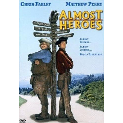 Almost Heroes - (Region 1 Import DVD)