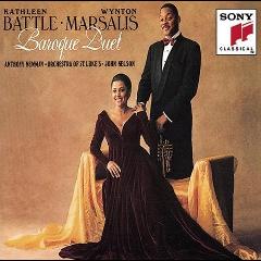 Kathleen Battle - Baroque Duet (CD)
