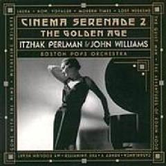 Arthur Fiedler & The Boston Pops - Cinema Serenade Vol. 2 : The Go (CD)