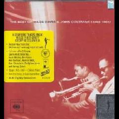 Miles Davis - Best Of Miles Davis & John Coltrane (CD)