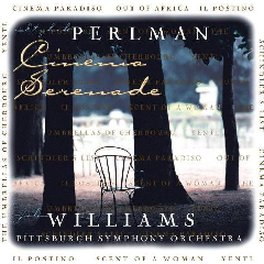 Itzhak Perlman - Cinema Serenade (CD)