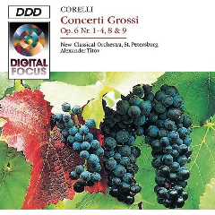 Concerto Grossi - Various Artists (CD)