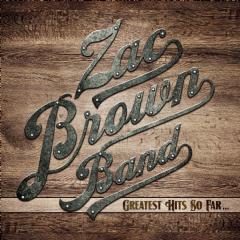 Zac Brown Band - Greatest Hits So Far (CD)