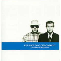 Pet Shop Boys - Discography - Complete Singles Collection (CD)