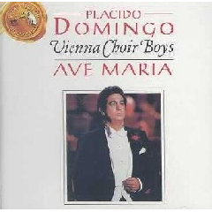 Placido Domingo - Ave Maria (CD)