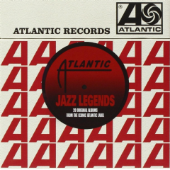 Atlantic Jazz Legends - Various Artists (CD)