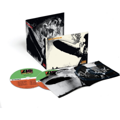 Led Zeppelin - Led Zeppelin 1 - Deluxe Edition (CD)