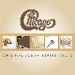 Chicago - Original Album Series - Vol.2 (CD)