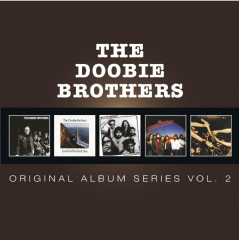 Doobie Brothers - Original Album Series - Vol.2 (CD)