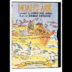 Noah's Ark Jones,James Earl - (Australian Import DVD)