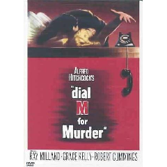 Dial M for Murder - (Region 1 Import DVD)