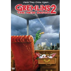 Gremlins 2: The New Batch - (Region 1 Import DVD)