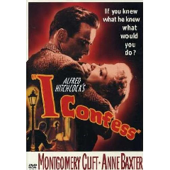 I Confess - (Region 1 Import DVD)