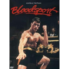 Bloodsport - (Region 1 Import DVD)