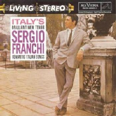 Sergio Franchi - Romantic Italian Songs (CD)