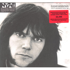 Neil Young - Sugar Mountain - Live At Canterbury House 1968 (CD + DVD)