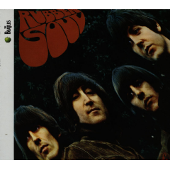 Beatles The - Rubber Soul (2009) (CD)