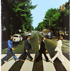 Beatles - Abbey Road - Remastered