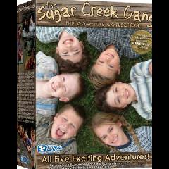Sugar Creek Gang:Complete Box Set - (Region 1 Import DVD)