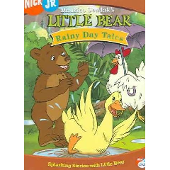 Little Bear:Rainy Day Tales - (Region 1 Import DVD)