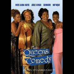 Queens of Comedy - (Region 1 Import DVD)