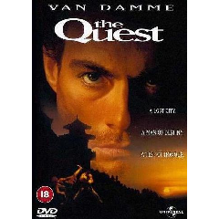 Quest (Van Damme) (Import DVD)