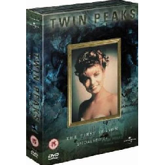 Twin Peaks - Series 1 (Import DVD)