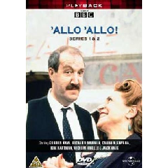 Allo Allo - Series 1 & 2 - (Import DVD)