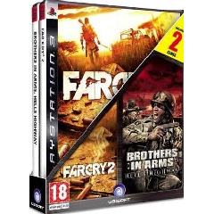 Compilation: Far Cry 2 + Brother In Arms Hell's Highway (PS3)