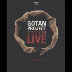 Gotan Project - Tango 3.0 Live At The Casino De Paris (Blu-Ray)