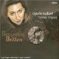 Britten:Cello Son Suites 2 & 3 - (Import CD)