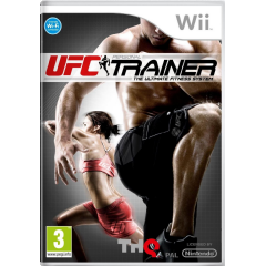 UFC Personal Trainer (With Leg Strap) (Wii)*EOL