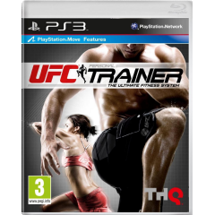 UFC Personal Trainer (With Leg Strap) (PS3)