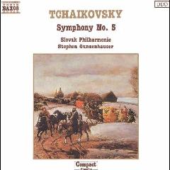 Slov Phi - Symphony No.5 (CD)