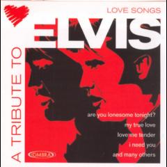 Tribute To Elvis Love Songs - Tribute To Elvis Love Songs (CD)