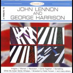 Tribute To Lennon & Harrison - Tribute To Lennon & Harrison (CD)